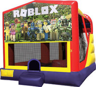 Roblox 4in1 Bounce House Combo