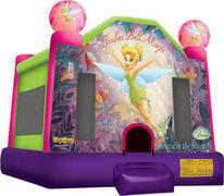 Tinkerbell Inflatable bounce house