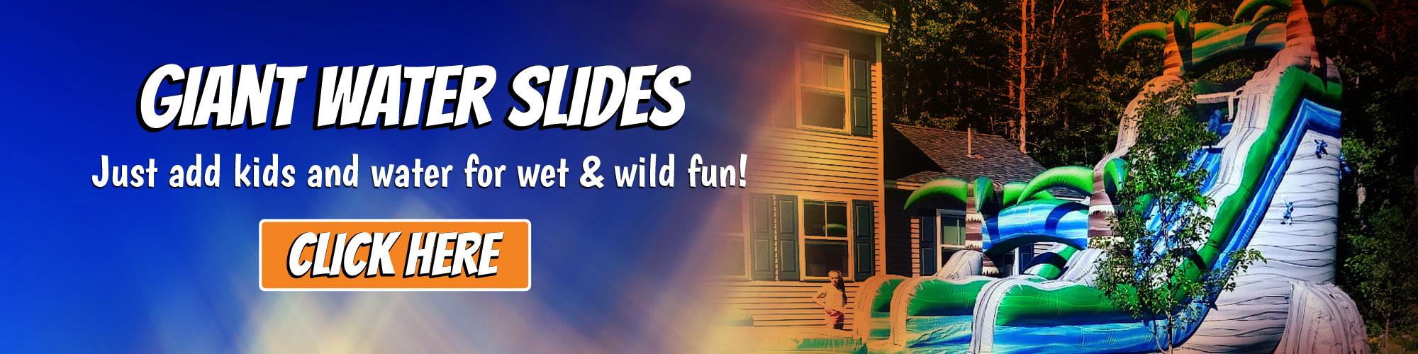 Giant Slide Rentals