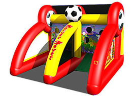 Soccer Fever Game Rentals