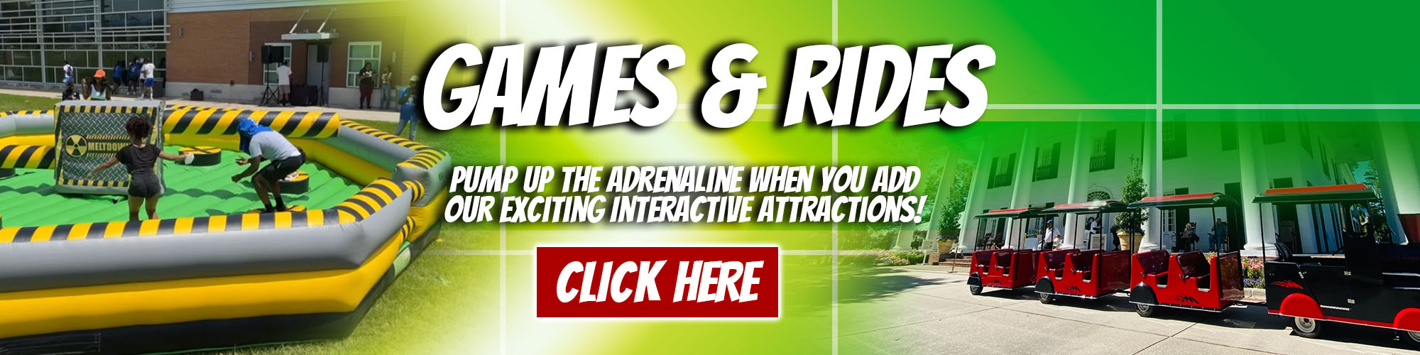 Amusement Rides & Game Rentals