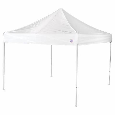 10X10 E-Z Up Tent (White), 6ft Table & 2 Chairs