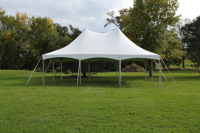 20 x 30 High Peak Frame Tent