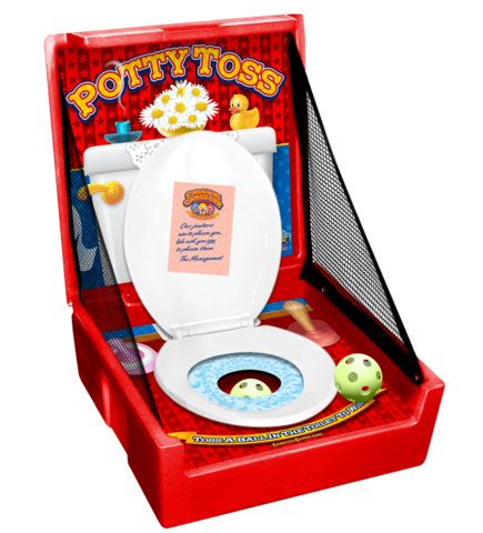 Potty Toss 2-Coming Soon