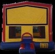 Red and Yellow Large Module Bouncer