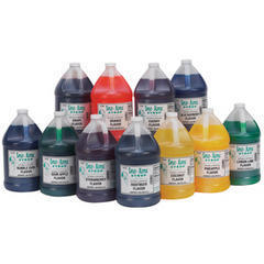 Snow Cone Syrup (gallon)