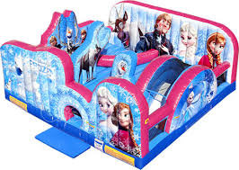 Frozen Toddler Town(Premium Combo Age 7 & Under)*