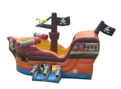 Pirate Ship Combo (age 7 & under)*