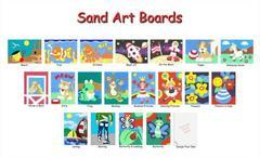 Sand Art Boards