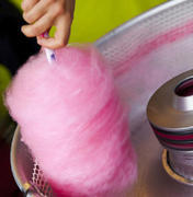 Cotton Candy Machine & Supplies for 60 Servings