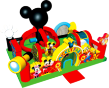 Mickey Park Learning Club (Premium Combo Age 5 & Under)