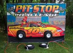 Pit Stop Challenge Game