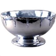Punch Bowl, 5 Gallon Silver
