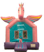 Magical Unicorn Bouncer