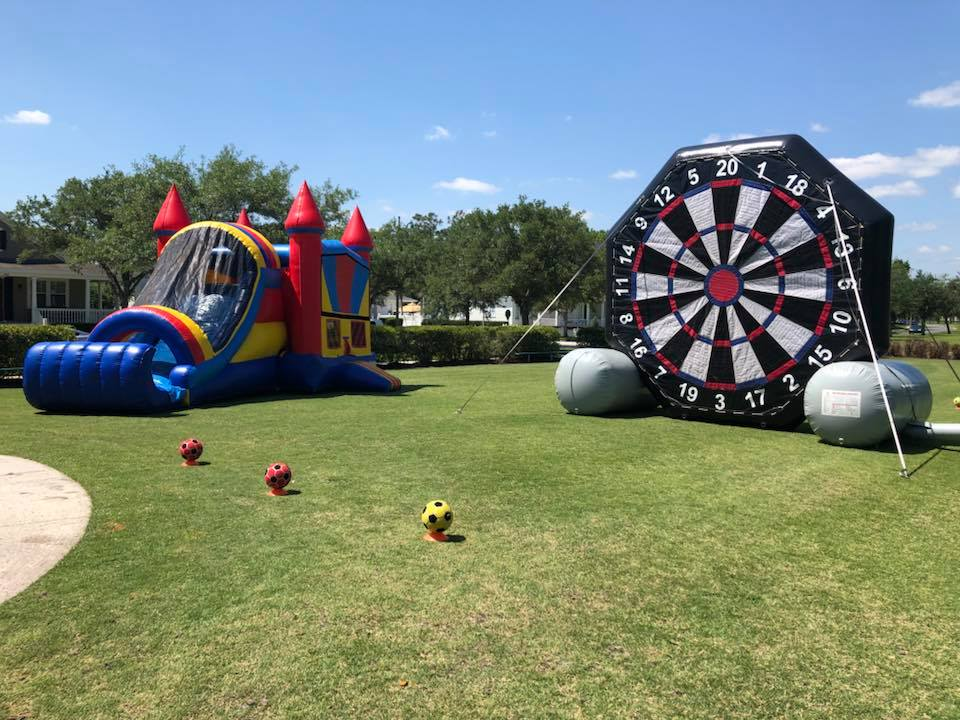 Four Corners Bounce House Rentals