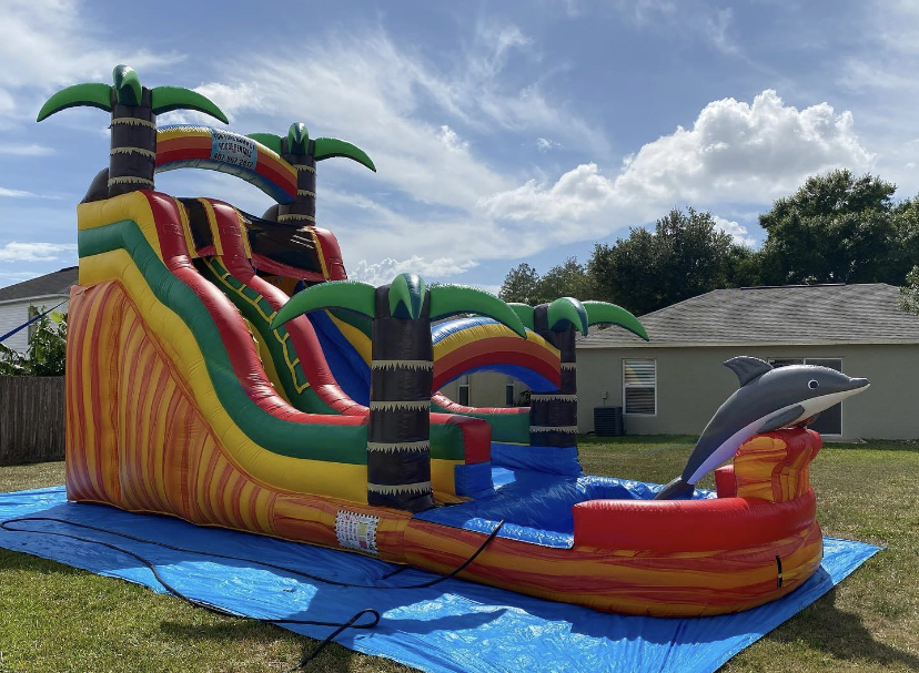 Groveland Water Slide Rentals