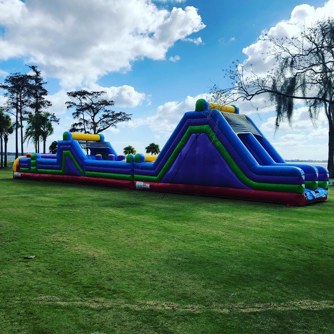 Orlando Obstacle Course Rentals