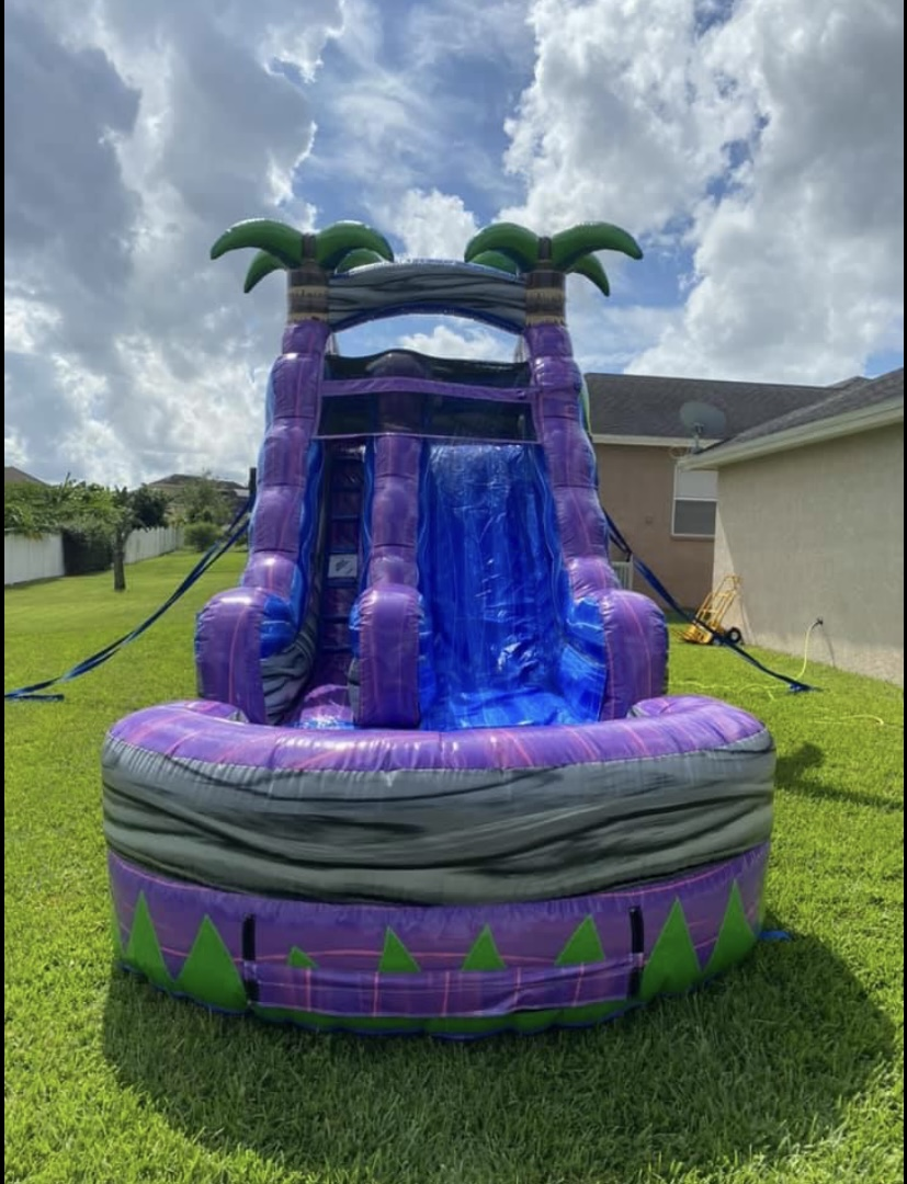 Water Slide Rentals Groveland