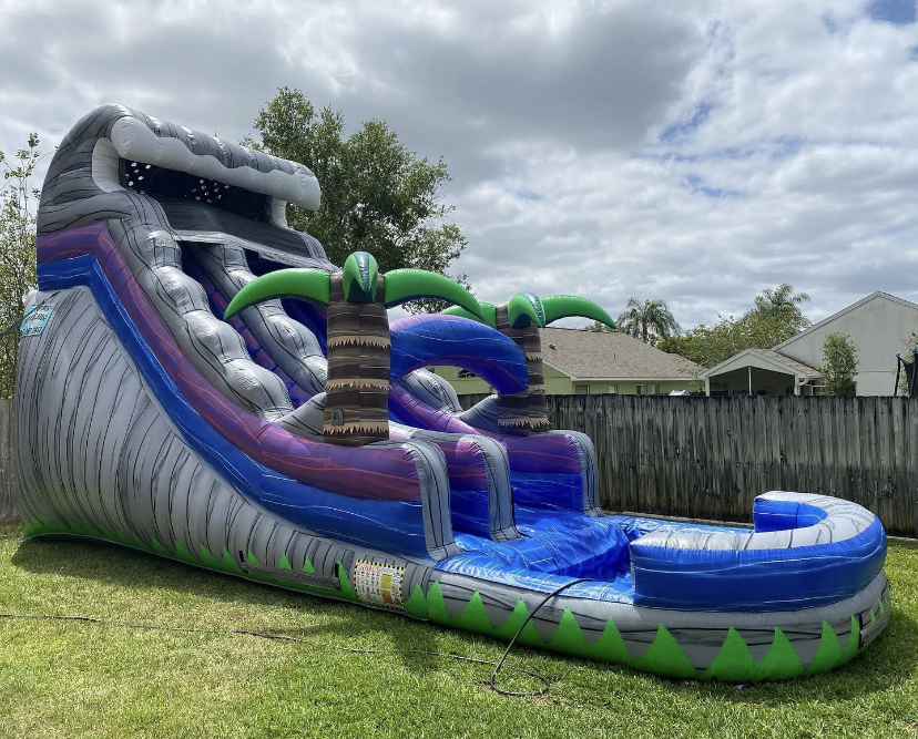 Water Slide Rentals in Minneola Fl