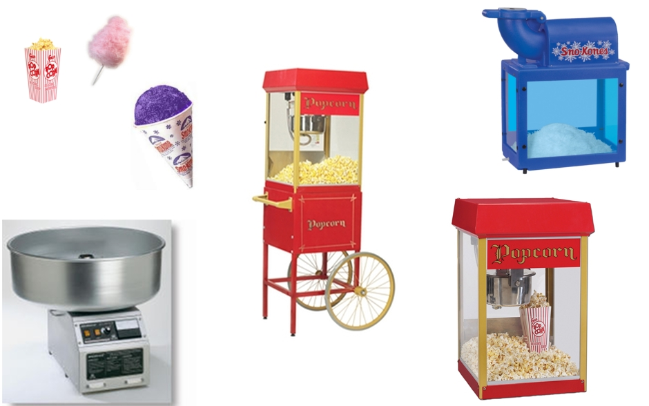 Orlando Concession Machine Rentals
