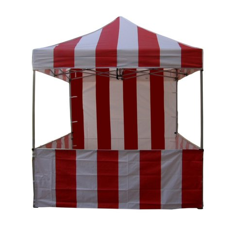 10' x 10' Carnival Booth Canopy