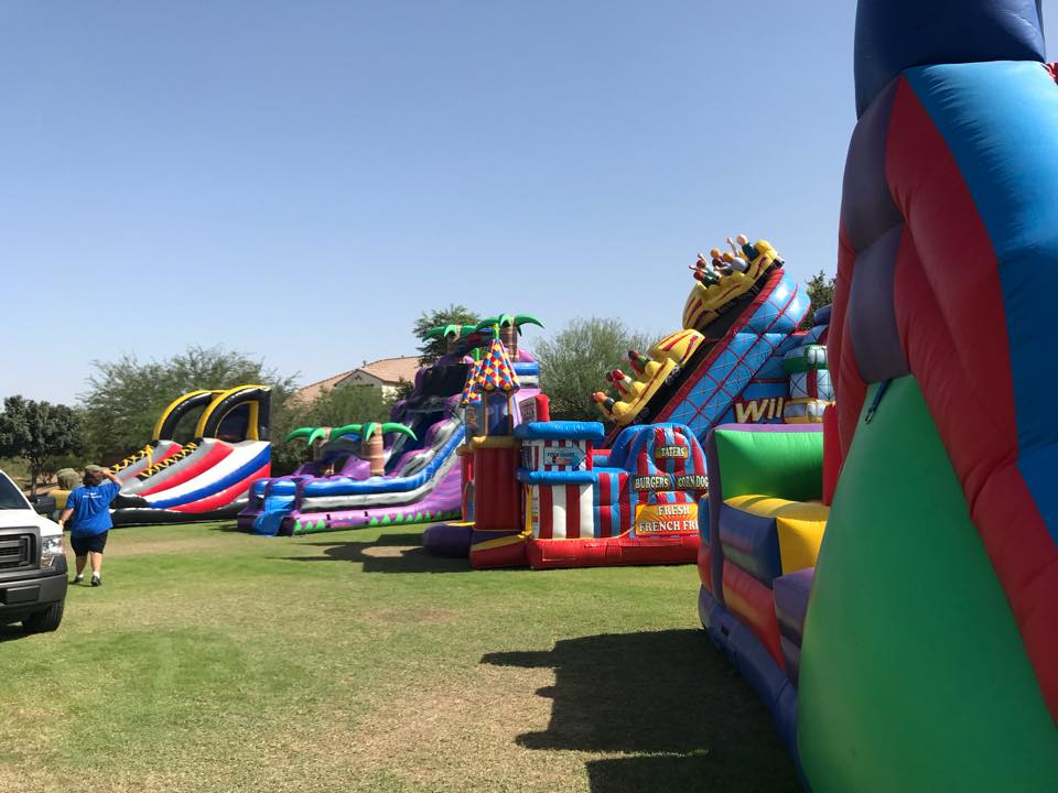 Peoria Arizona Bounce House Rentals