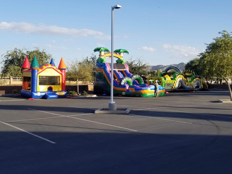 Surprise Arizona Bounce House Rentals