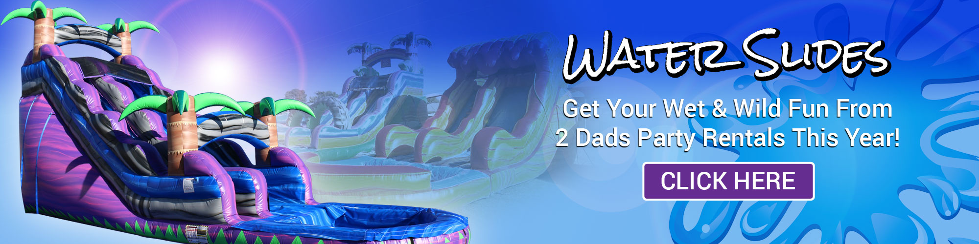 Phenix Water Slide Rentals