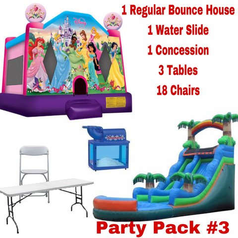 Party Pack #3