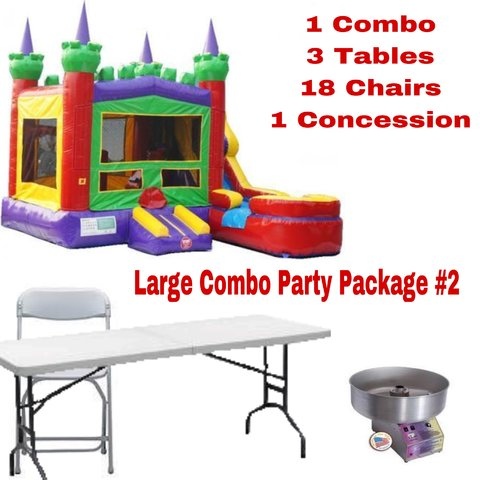 Large Combo Party Package #2
