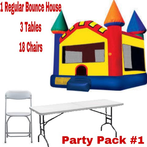 Party Pack #1