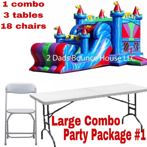 Large Combo Party Package #1