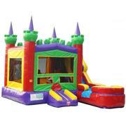 6in1 Majestic Castle Combo Wet or Dry