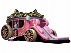Princess Carriage Combo with Slide