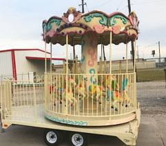 Kiddie Carousel Rental