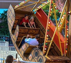 Pirate's Revenge Ride Rental