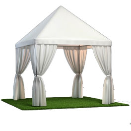Tents Tables