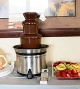 Chocolate Fountain 18""