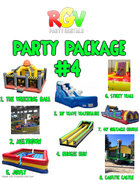 RGV Party Package 4
