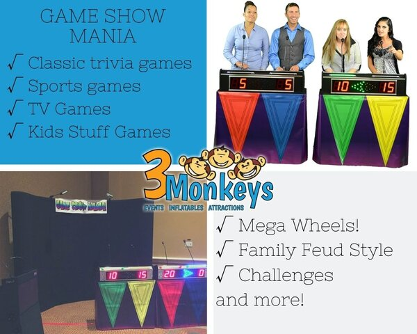 Game Show Trivia Rental York, Lancaster, Harrisburg area