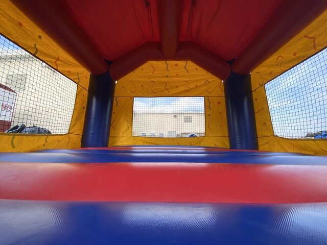 Lancaster PA Hot Air Balloon Bounce House Rental Near Me