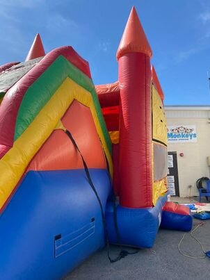 Majestic Bounce and Slide Combo Rental Near Reading PA