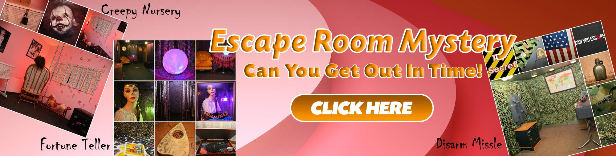 Escape Room Rental