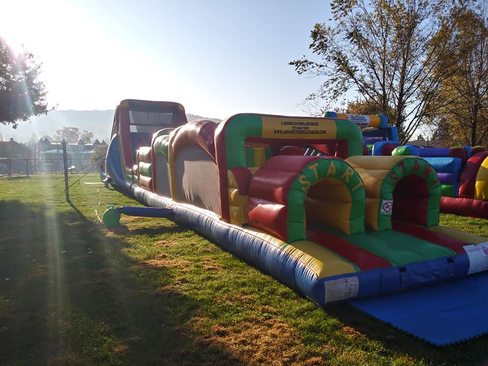 65ft Obstacle Course Rental Near Me