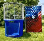 USA Dunk Tank Rental 3monkeysinflatables.com