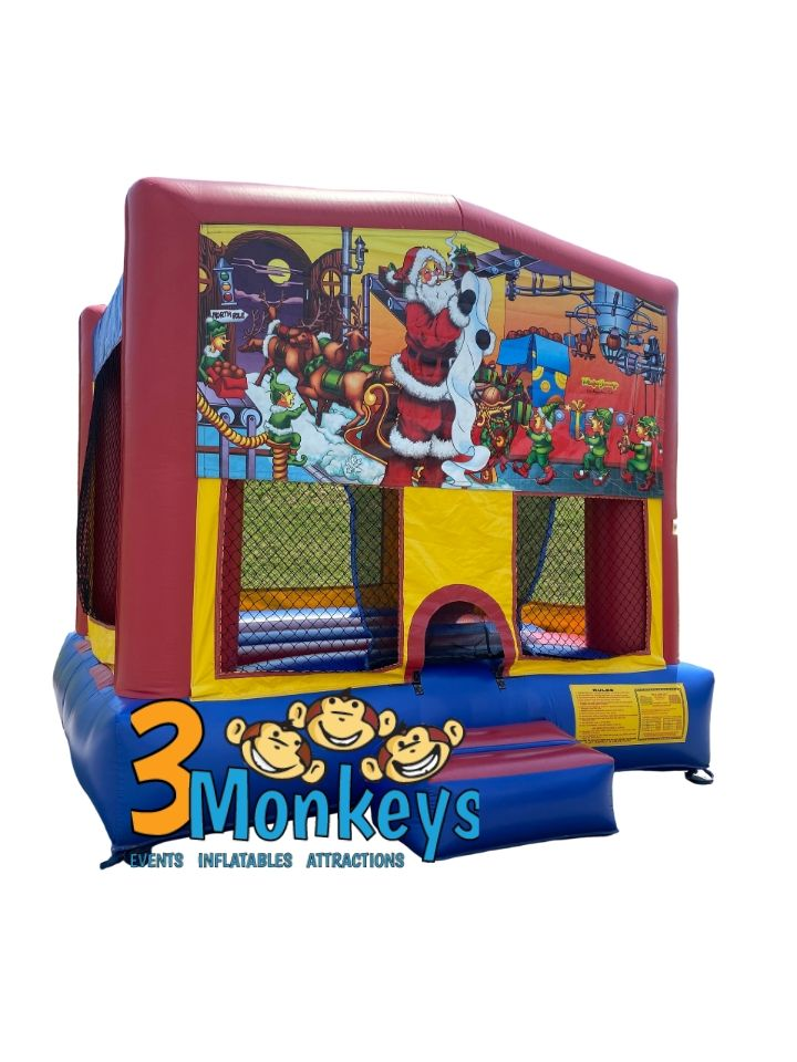 Holiday Bounce House Rental