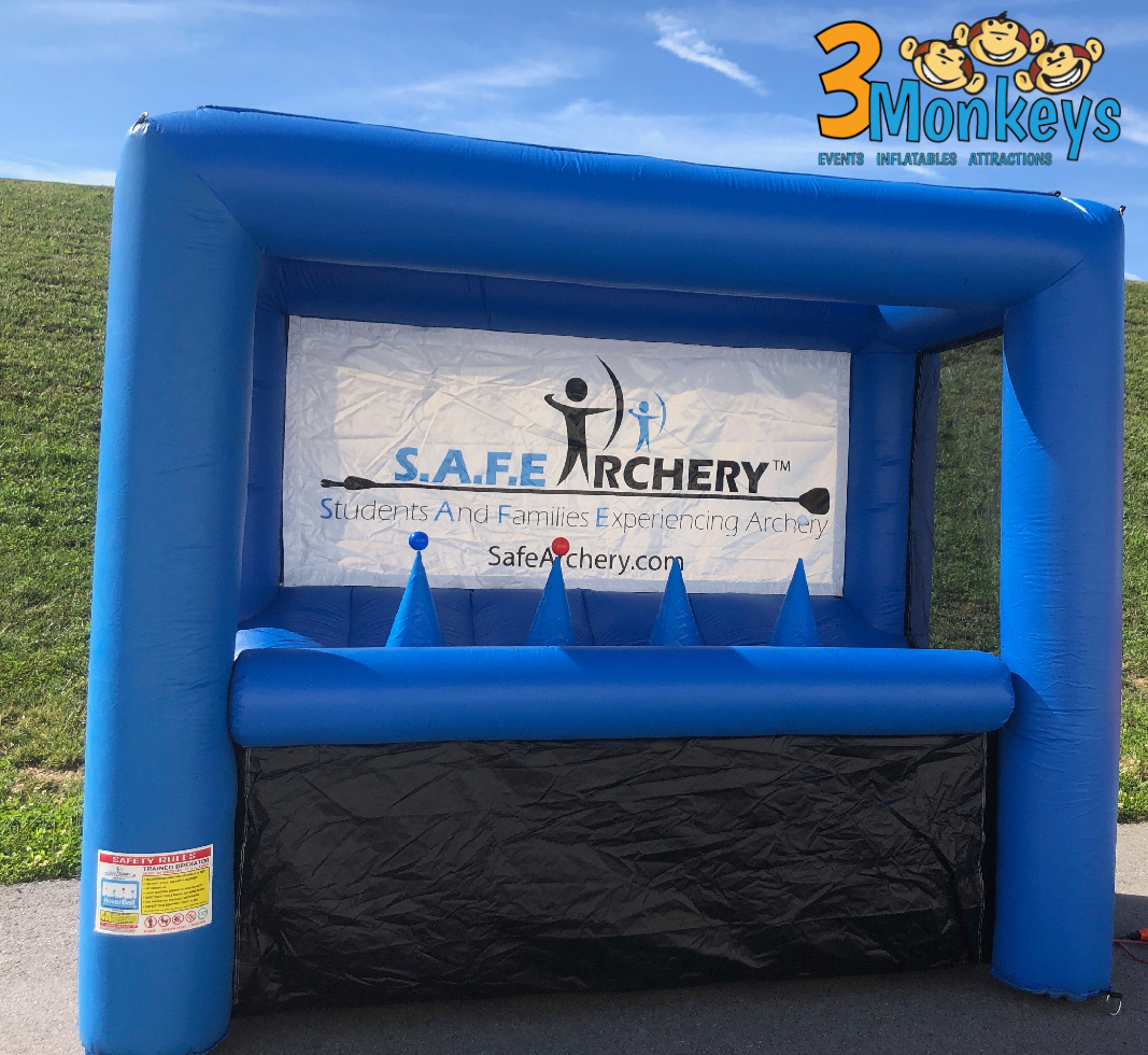 Hoverball Archery Target | 3monkeysinflatables.com York PA