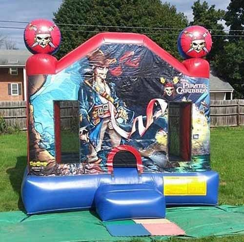Pirate Bounce House Rental Lancaster