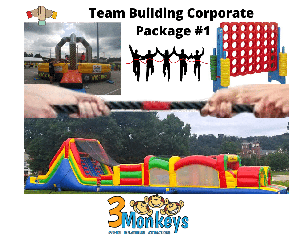 Team Building Corporate Package #1