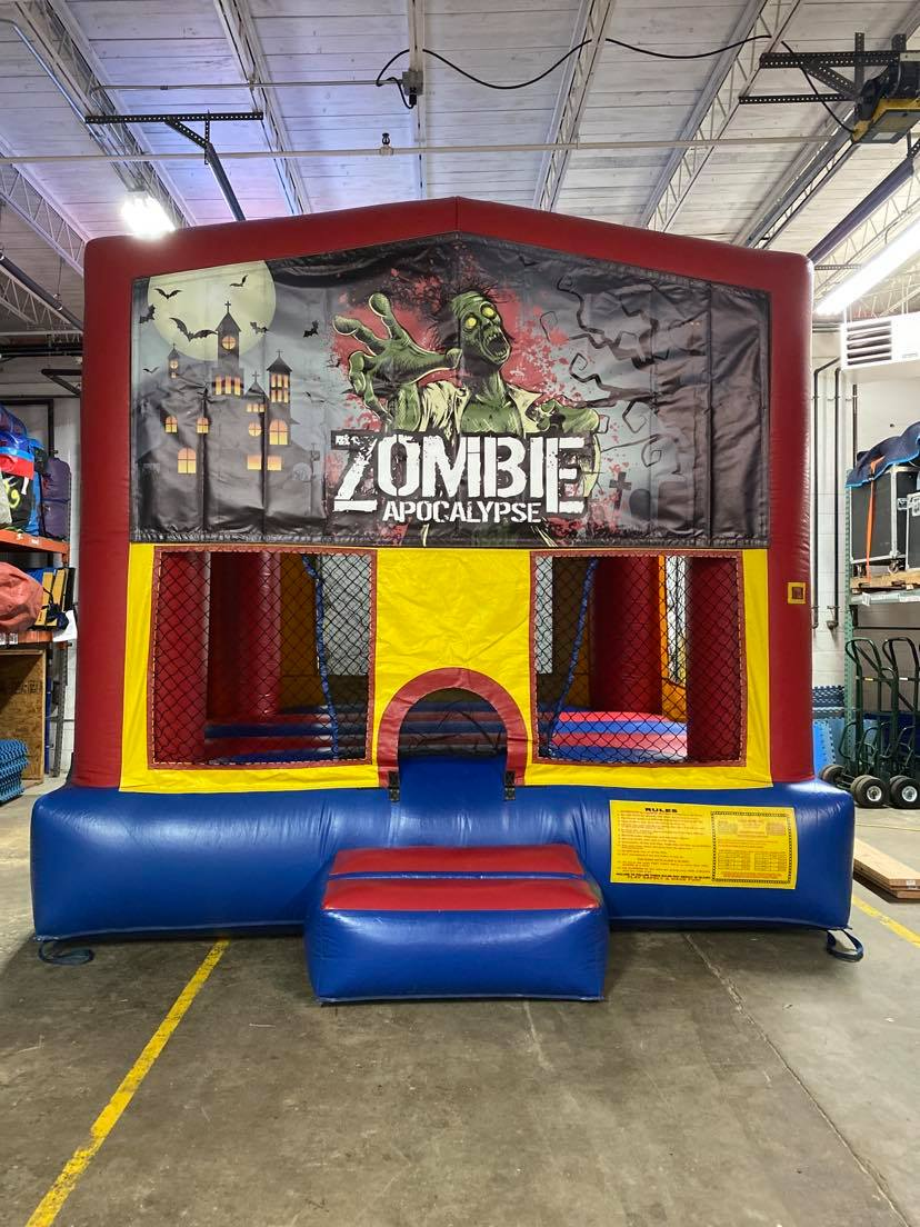Zombie Bounce House Rental